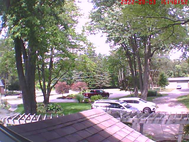 Clear Lake Indiana South Shore Web Cam