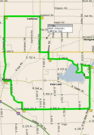 Hamilton Lake Indiana Map.Clear Lake Cyclists In Steuben County Indiana Clearlakecyclists Org